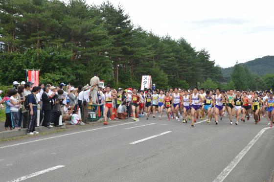 yakehashiri marathon