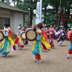 大更八坂神社祭典